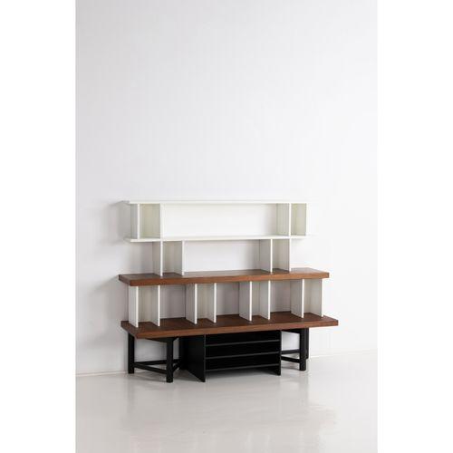 Carl Gustaf Hiort af Ornäs (1911 1996)  Välipala  Bibliothèque modulable  Teck  …