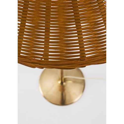 Paavo Tynell (1890 1973)  Modèle n°9062 dit 'Chinese hat'  Paire de lampadaires …