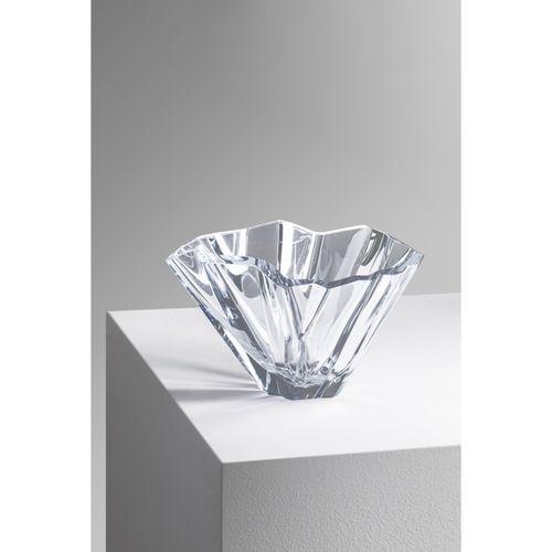 Tapio Wirkkala (1915 1985)  Modèle n°3827 dit 'Iceberg'  Coupe  Cristal  Édition…