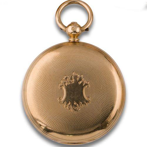 Losada London gold pocket watch No. 4301 Montre de poche s. XIXème siècle LOSADA…