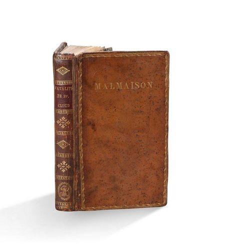 [GUYART Bernard] + La fatalité de S. Cloud, près Paris. S.L., s.D., 1672 In 8, v…
