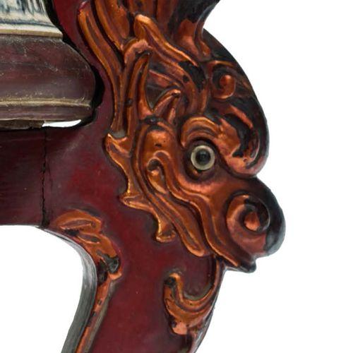 VIETNAM DU NORD XIVE XVIE SIÈCLE, FOUR DE CHU ÐÂU Paire de vases formant pieds d…