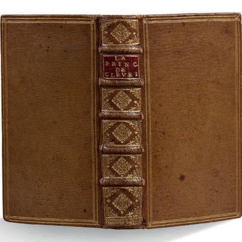 MADAME DE LA FAYETTE (1634 1693) La Princesse de Clèves S.L.N.D. [Amsterdam, A. …