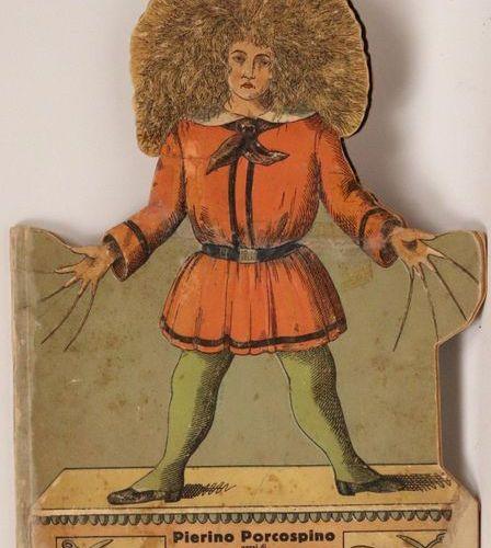 HOFFMANN (Docteur Heinrich). Ensemble 5 éditions illustrées du Struwwelpeter. Pi…