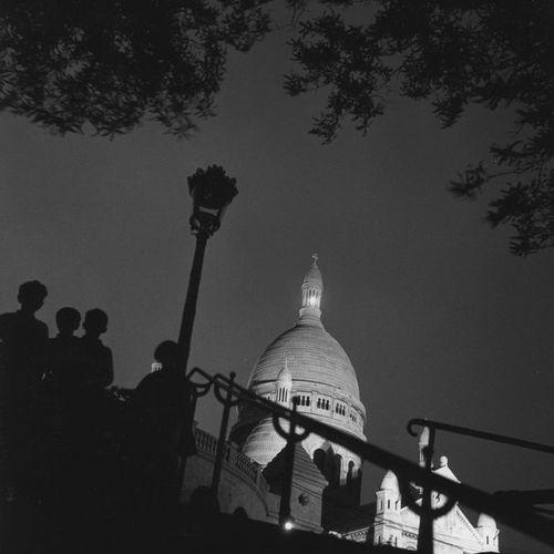 Roger SCHALL (1904 1995) Le Sacré Cœur, Paris, ca. 1930  Photograph, silver prin…