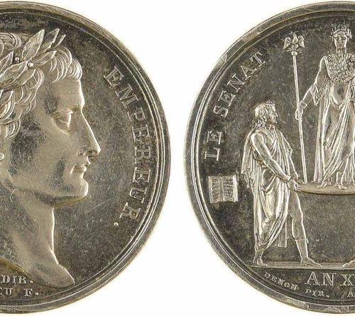 First Empire, the coronation of Napoleon I, An XIII (1804) Paris  A/NAPOLEON EMP…