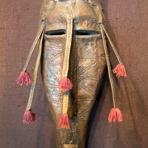 African Mask  Modern