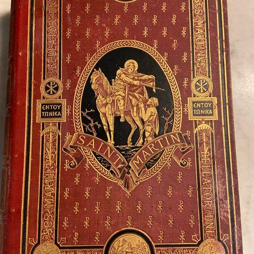 Deux ouvrages : Saint Martin et Saint Vincent de Paul