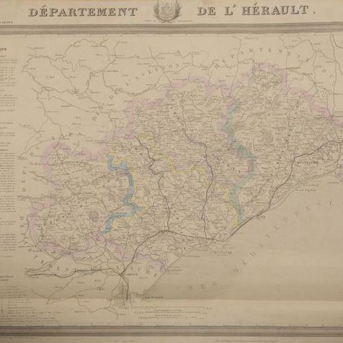 [ATLAS MARITIME] Cartes des côtes principalement espagnoles et françaises, et di…