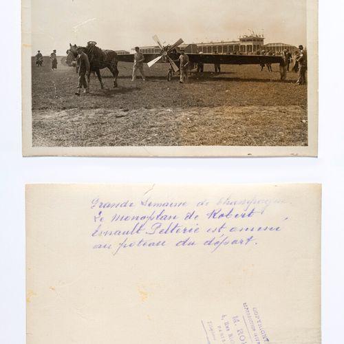 ROL Agency (act. 1904 1937)  Lefevre, Tissandier, Delagrange, Esnault Pelterie  …