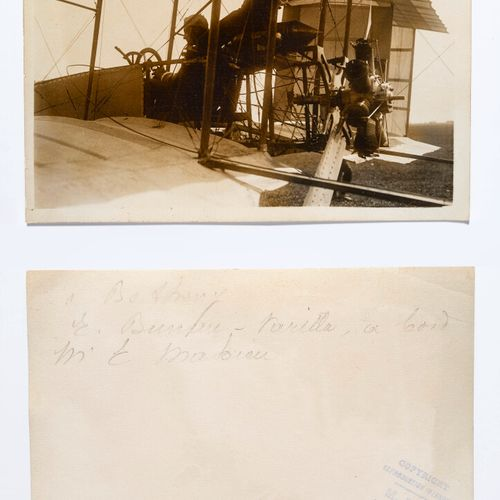 ROL Agency (act. 1904 1937)  Bunau Varilla passing the mast  Bétheny, Aviation W…