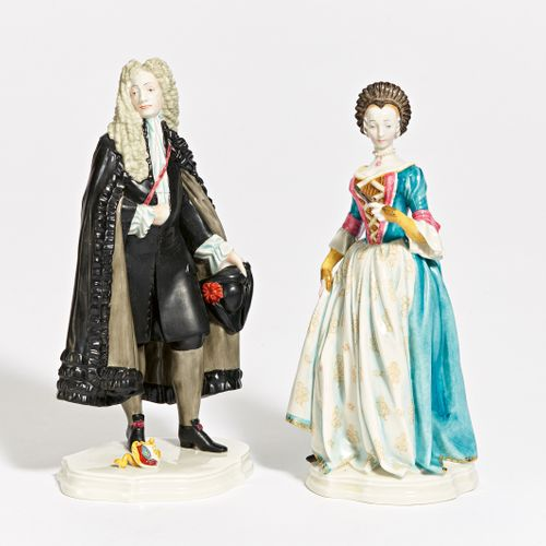 Nymphenburg AUGSBURG PATRICIAN AND PATRICIAN. Nymphenburg. Model Resl Schröder L…