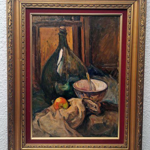 "Marcel ARNAUD MARCEL ARNAUD (1877 1956) SBD N°971 DU CATALOGUE AU DOS ""NATURE MO…"