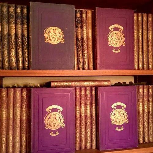Magasin d'Éducation et de Récréation 1re série (1864 1894). 60 volumes semestrie…
