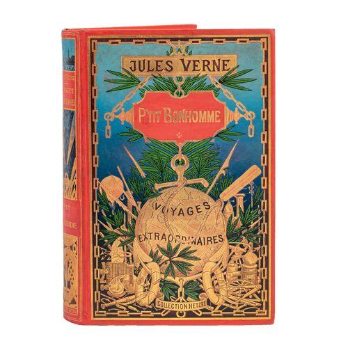 [Irlande] P'tit Bonhomme par Jules Verne. Illustrations de Benett. Paris, Biblio…