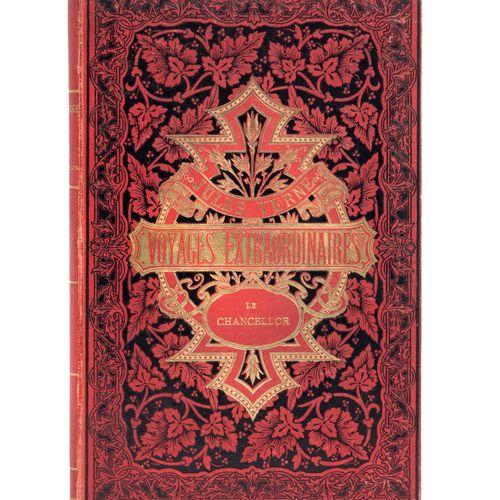 [Mers et océans] Le Chancellor / [Pérou] Martin Paz par Jules Verne. Illustratio…