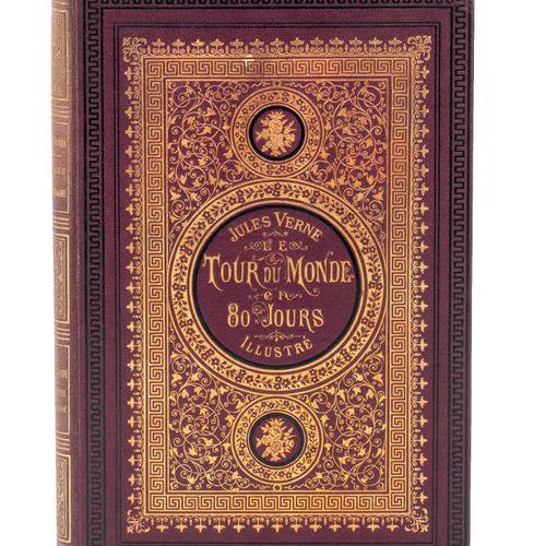 [Les Tours du Monde] Le Tour du Monde en 80 jours par Jules Verne. Illustrations…