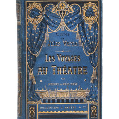 Les Voyages au théâtre / Le Tour du Monde en 80 jours, Les Enfants du capitaine …