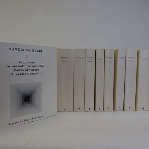 ELLIS HAVELOCK Oeuvres de H. Havelock. Etudes de Psychologie sexuelle. Edition c…