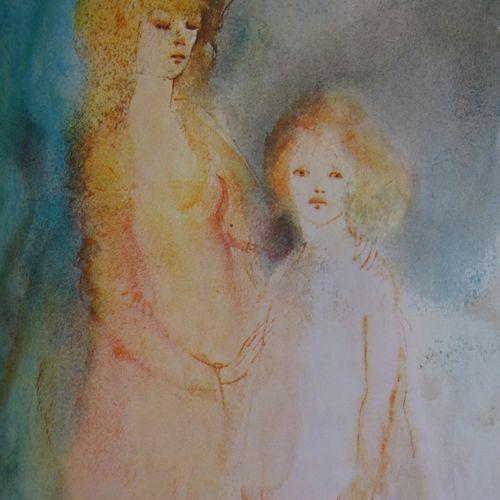 VERLAINE Paul. Oeuvres poétiques illustrées Paris. Nouvelle Librairie De France,…