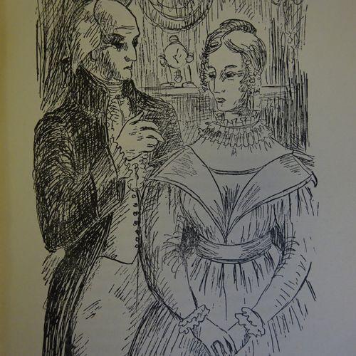 MOLIERE : Le Médecin malgré lui. Illustrations de Maurice Varsavaux. Paris. René…