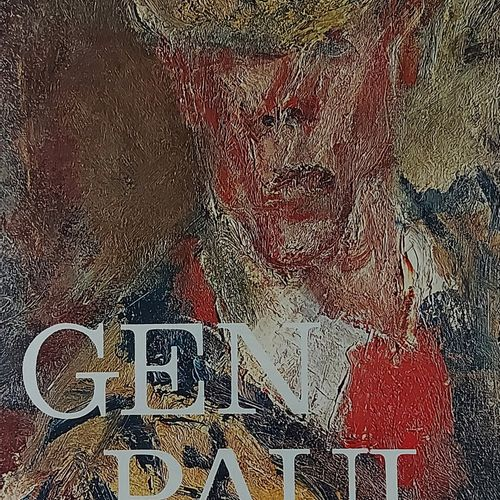 GEN PAUL Pierre Davaine, Gen Paul • Editions I.G.E., Paris, 1974.