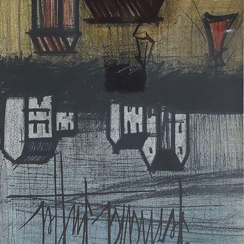 BERNARD BUFFET Bernard Buffet. • Lithographes 1952 1966, Tudor, New York, 1967, …