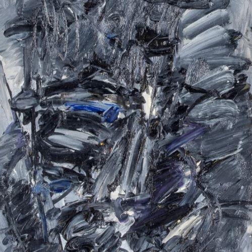 Ladislas KIJNO (1921 2012) • Abstraction,1960 Huile sur toile, signée et datée e…