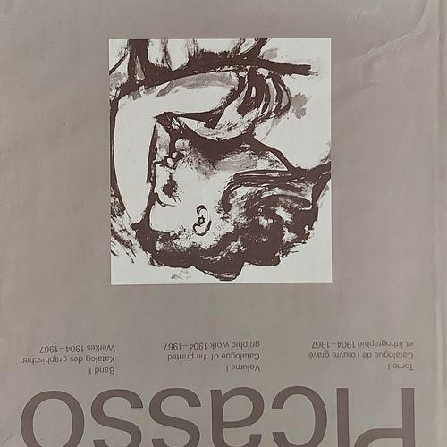 PABLO PICASSO Georges Bloch, Picasso. • Catalogue de l'oeuvre gravé et lithograp…