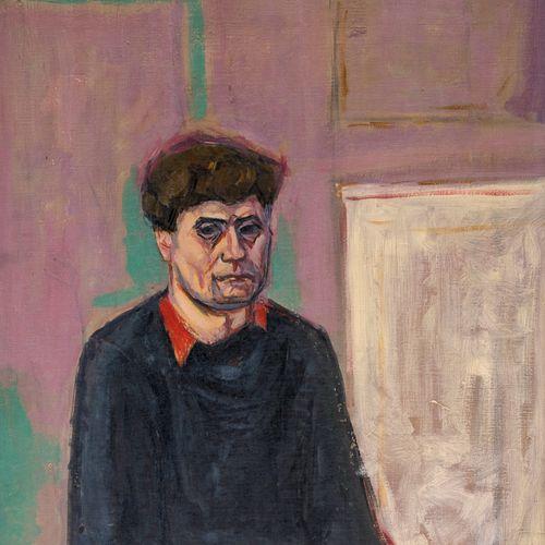 PIERRE TAL COAT (1905 1985) • Autoportrait, 1935 Huile sur toile, signée en bas …