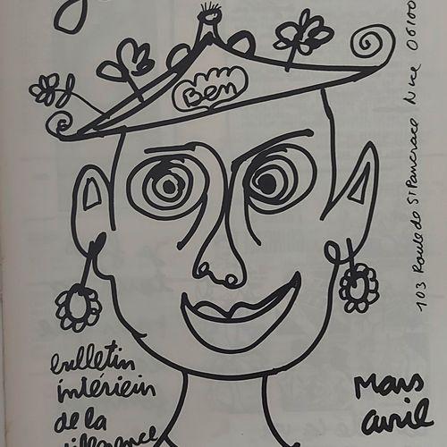 BEN • Rééditions de bag'arts de Ben. 1979 1998, 2 vol., Fondazione Mudima, Milan…