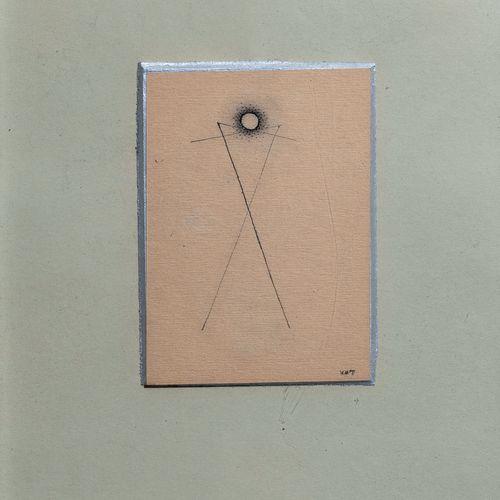 Léon Arthur TUTUNDJIAN (1905 1968) • Composition Encre sur papier, monogrammée e…