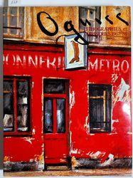 Takanori OGUISS • Lithographies et tapisseries 1967 1986, Editions d'Art de Fran…