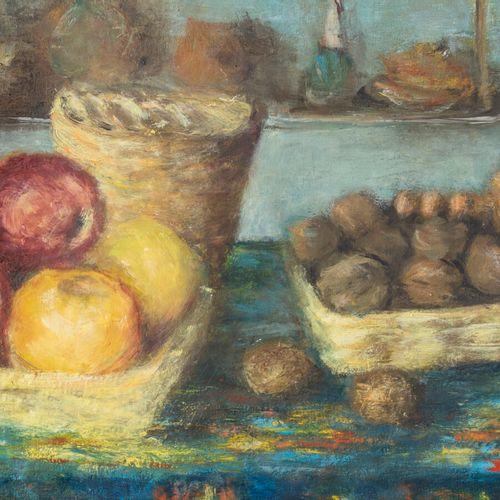 PIERRE ERNEST PRINS (1838 1913) Nature morte Huile sur toile signée en bas à gau…
