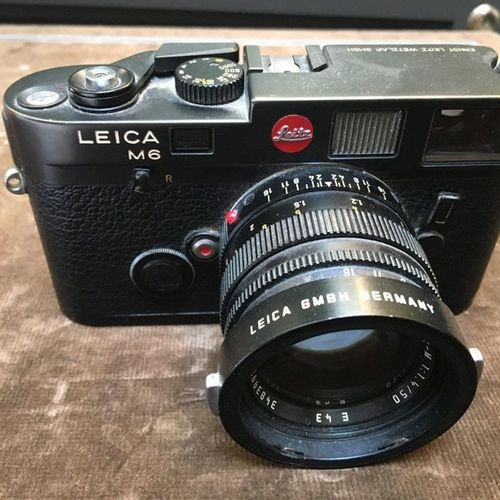 LEICA M6  Camera (as is)
