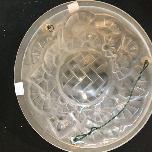 Suspension glass hanger Diameter 34 cm