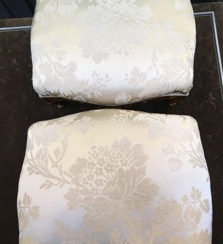 Two foot stools 