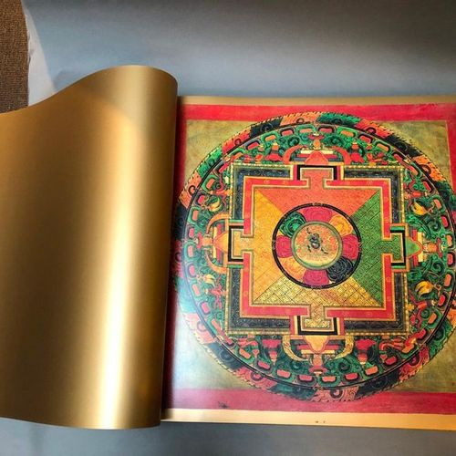 Tibetan Mandalas  THE NGOR COLLECTION