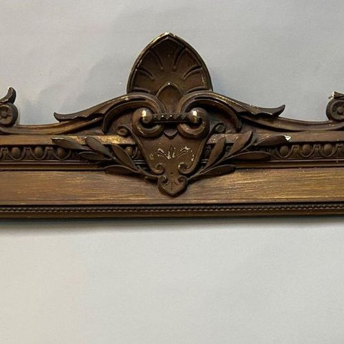 A Napoleon III frame  63 x 94 x 8 cm  (Sold as is)