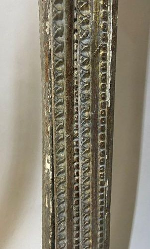 Two sets of Louis XVI chopsticks  (disassembled)  (Sold as is)