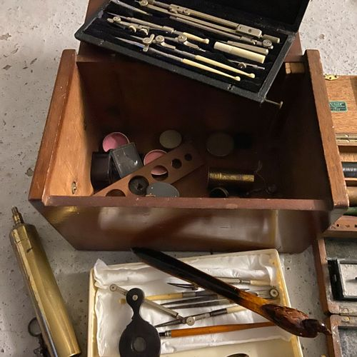 Scientific instrument package  (sold as is)