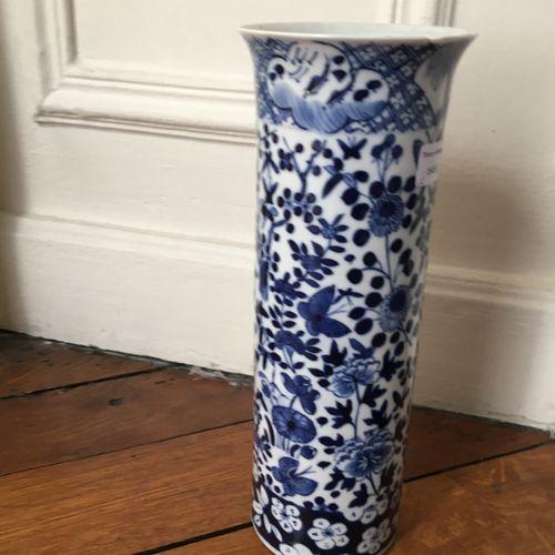 Ensemble de céramique dans le gout de la Chine  le plus haut : 26 cm  Le plus pe…