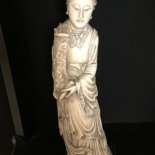 Kwanin  Hauteur : 37 cm