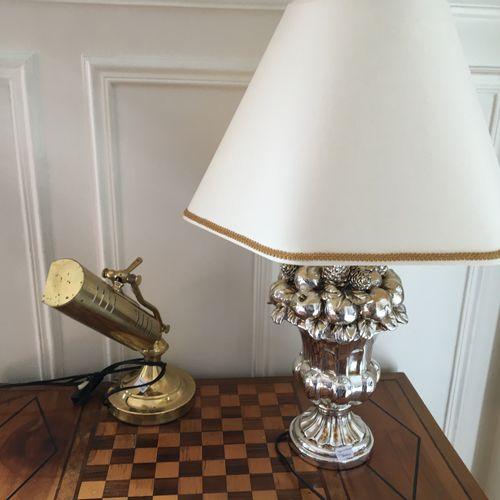 Deux lampes  Vendu en l'état