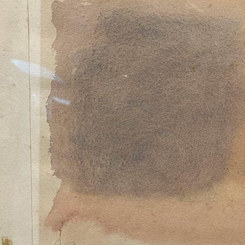 Alexandre HOLLAN (né en 1933)  Nature morte signée en bas à gauche  Tâches et ro…