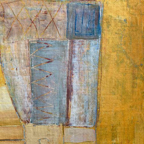 J. Faugeroux (Né en 1950)  Sans titre  Peinture acrylique sur toile, signée en b…