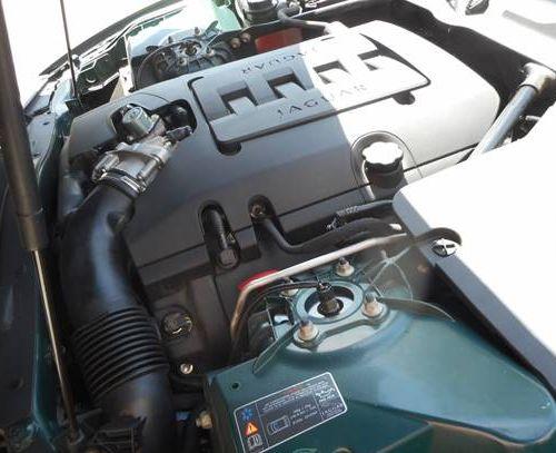 JAGUAR XK 4.2 V8   VP Coupe 21 hp ESS March 1, 2006 63,076 kilometres   Centra…