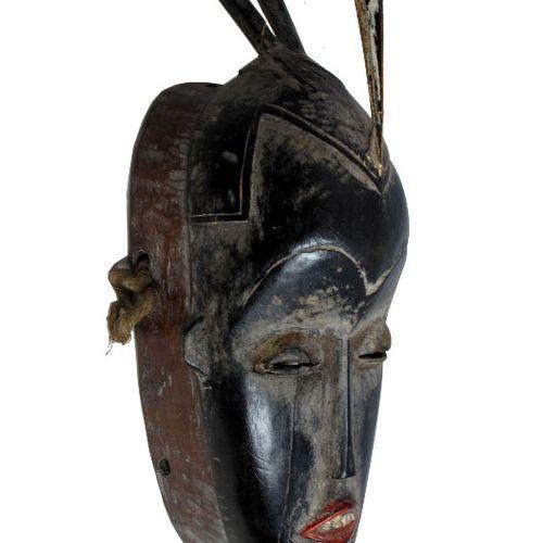 非洲。这个美丽的古罗面具是非洲艺术史上最具象征意义的作品之一。脸部的大师级风采在此可见一斑。额头的高贵和曲线游戏的张力与雕塑家赋予每条线同等力量的崇高相匹配。膨…