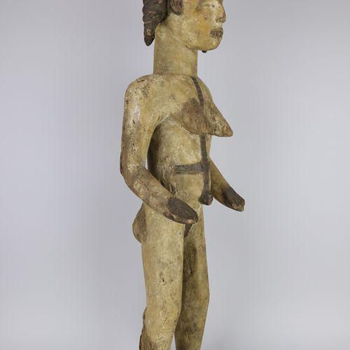 Afrique. Statuette Ibo (Nigéria). Les représentations artistiques « IBO » sont t…