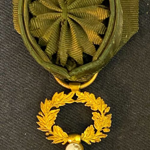 Italy Order of Saints Maurice and Lazarus, founded in 1572, officer's cross of t…